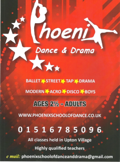 Details for Phoenix Dance and Drama